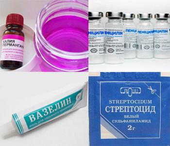 Средства для лечения инфекционного стоматита у кроликов